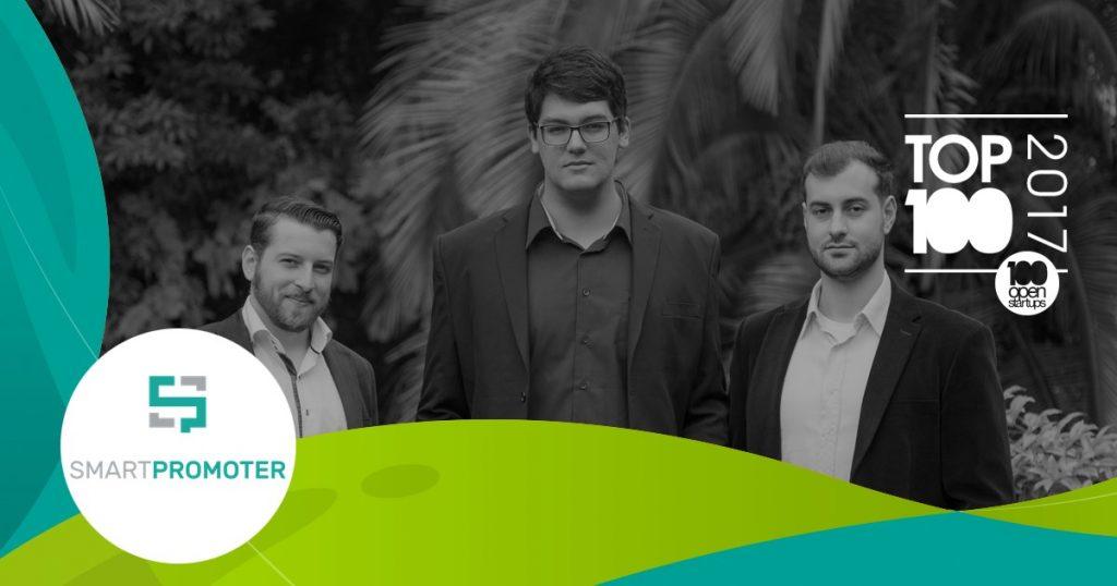 A <strong>SmartPromoter</strong> é uma startup que atua no segmento de desenvolvimento, trade marketing e gestão de equipes em campo, com foco no varejo físico